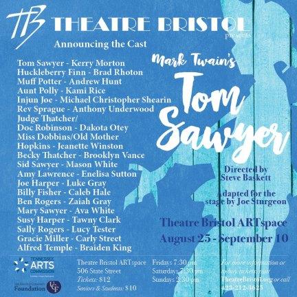 Tom Sawyer Cast